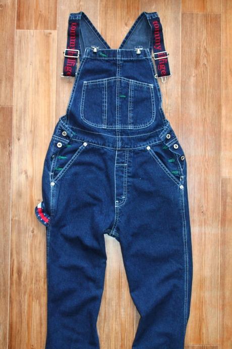 Tommy hilfiger джинсовое