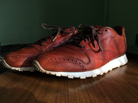 11f34fba686 ... Brogue Pack SWAGGEST STYLE Pinterest Reebok Classic Leather Lux REEBOK  CLASSIC LEATHER LUX ...