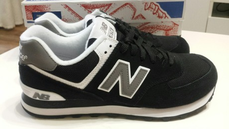 the best attitude 687ac 0b9af New Balance M574SKW. Размер 7,5US/7UK/40,5EUR. 4900р» — Клуб ...