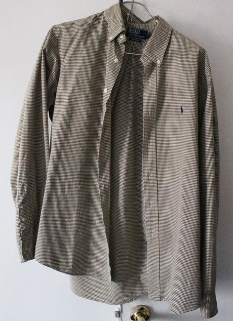 Продам Рубашку RALPH LAUREN» — Клуб FURFUR c19b4b23d38