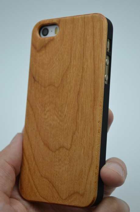 Айфон из дерева 5