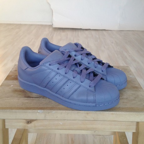 8c5bbf7fefba Женские новые кеды Adidas Superstar Pharrell Williams размер 38,5 цвет