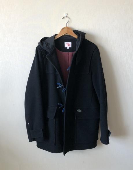 09c35128c83b Lacoste Live Duffle Coat