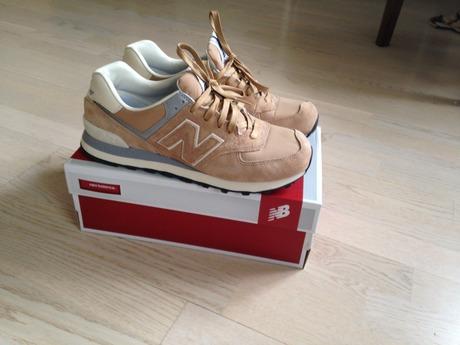 new balance ml574src beige