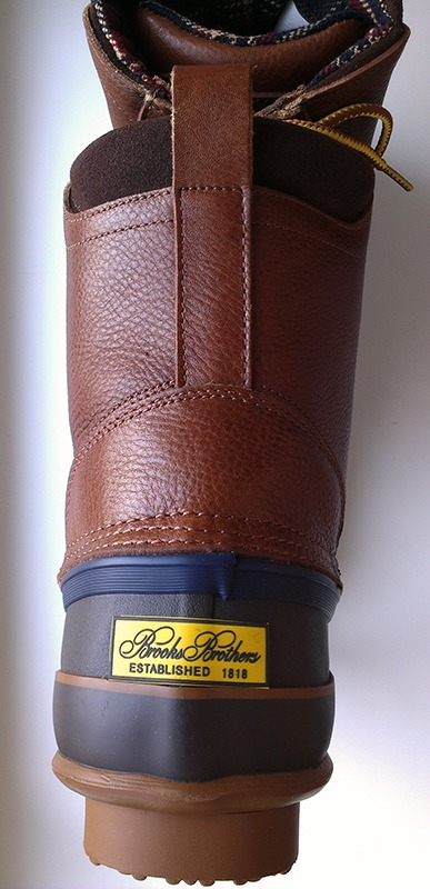 554f89dcd5b Brooks Brothers Duck Boots - Best Picture Of Boot Imageco.Org