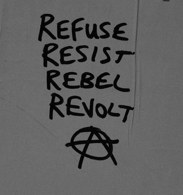 Как граффити-художники стали угрозой для государства