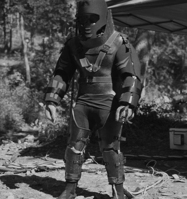 Discovery показал, что представляет собой костюм для съедения заживо анакондой — Культура на FURFUR