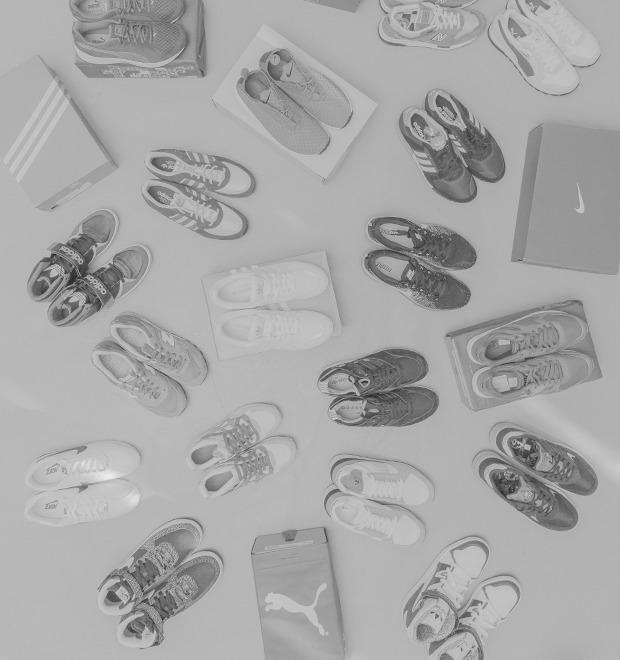 Ревизия одним кадром: 20 пар кроссовок