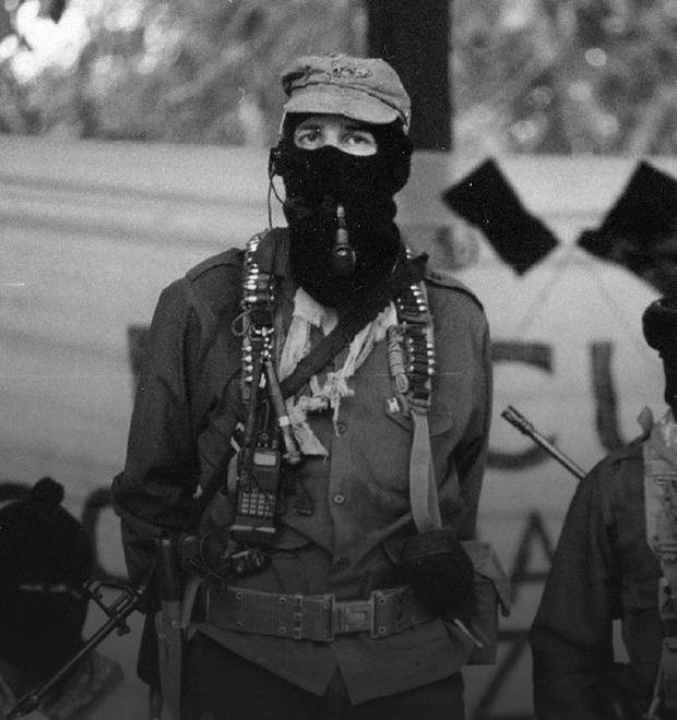 Путешествие: Русские анархотуристы в лагере мексиканских повстанцев