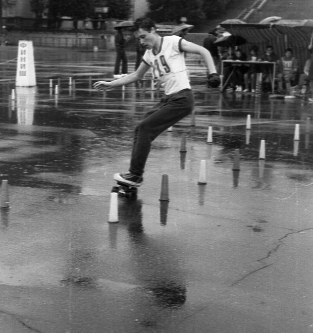 Как скейтбординг появился в Советском Союзе