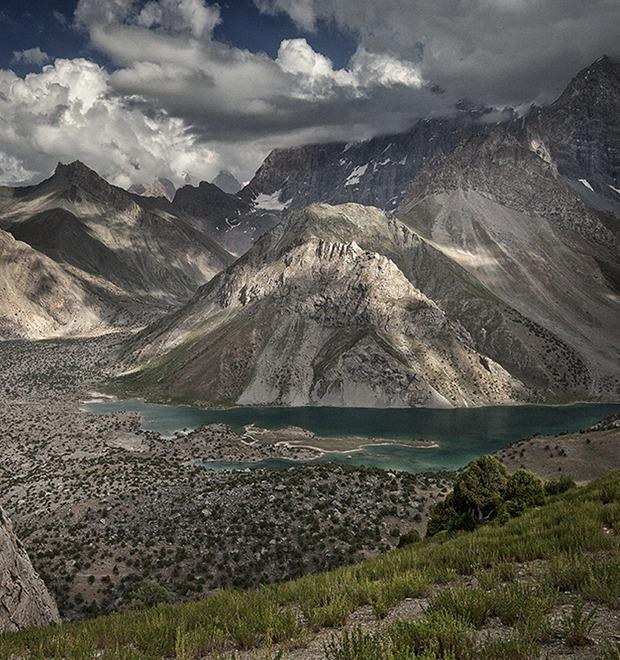 Встреча с личным богом: Фоторепортаж из похода в горы Таджикистана — Герои на FURFUR