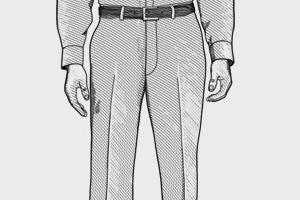 Внимание к деталям: Как на брюках появились стрелки — Культура на FURFUR