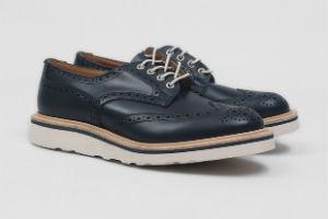 Совместная коллекция обуви марки Tricker's и Present