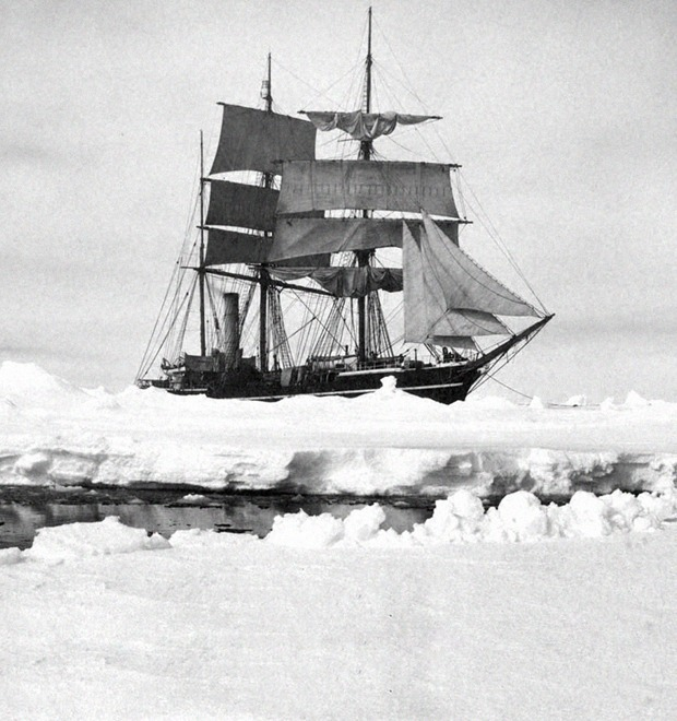 Терра Нова: Полярная гонка Амундсена и Скотта
