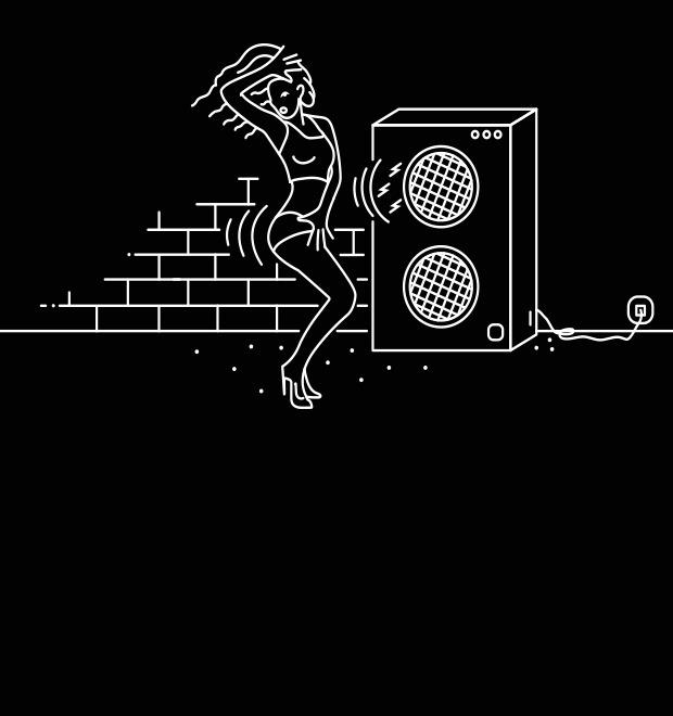 12 треков, способных растрясти вашу задницу: Выбирает участник «Копов в огне» Котзилла