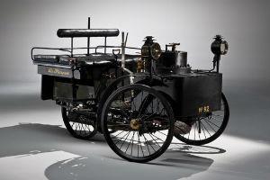 Самый старый автомобиль в мире выставлен на продажу — Культура на FURFUR