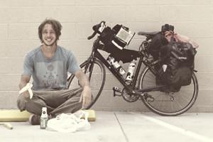 Беспечный ездок: Путешествие на велосипеде по США