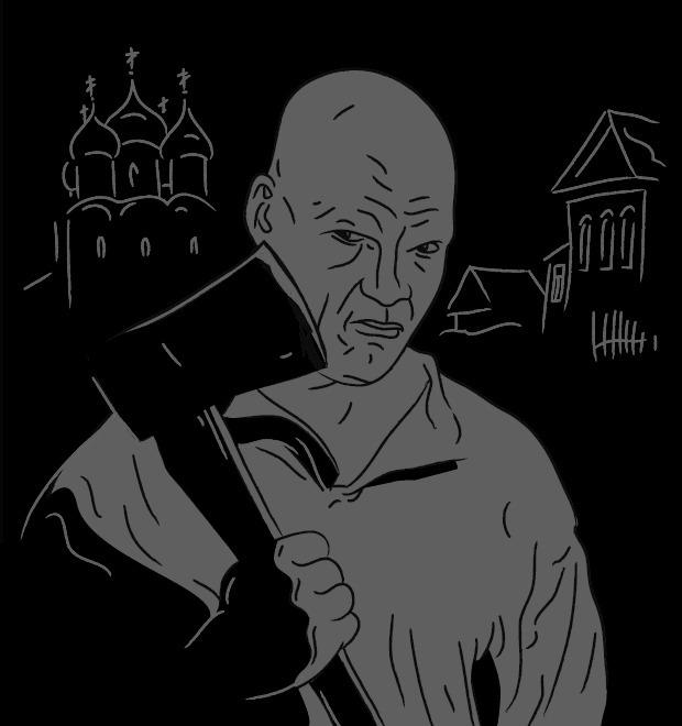 Русская готика: Почему мы боимся деревни?