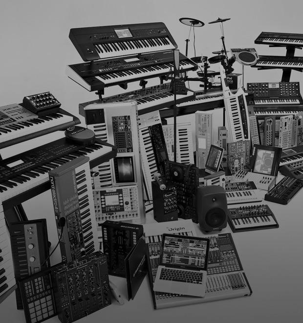 8 девайсов, превращающих iPad в музыкальный инструмент — Культура на FURFUR