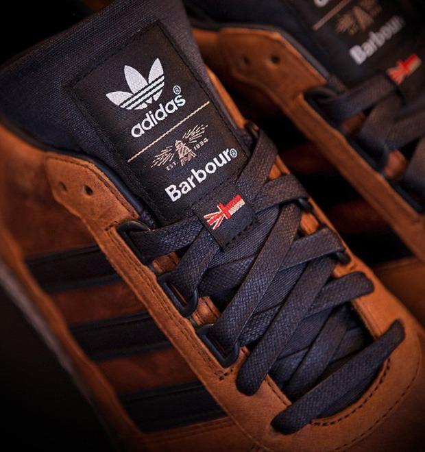 Марки adidas Originals и Barbour выпустили капсульную коллекцию — Культура на FURFUR
