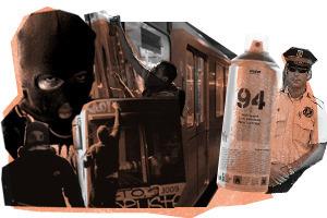 Байка недели: Как вандал Василь ход барселонской подземки остановил