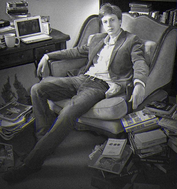 Барретт Браун: Как геймер-наркоман стал главным политзаключённым Америки