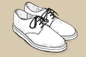 Как правильно шнуровать обувь
