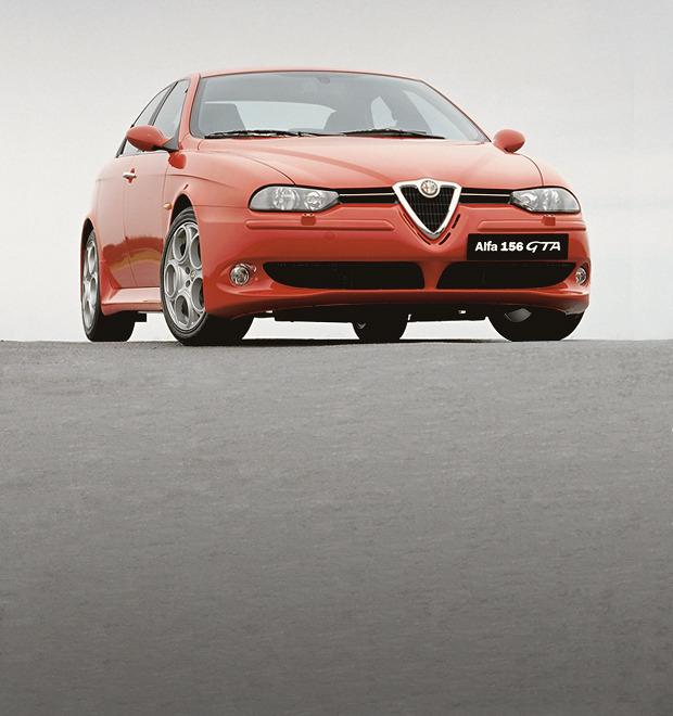 Гид по Alfa Romeo 156 как одному из лучших современных автомобилей