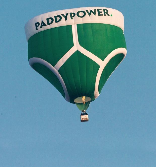 Мощь Paddy Power: Как одна букмекерская контора троллит весь мир