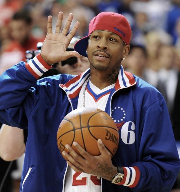 Аллен Айверсон: бунтарь и эгоист, которого НБА запомнит навсегда