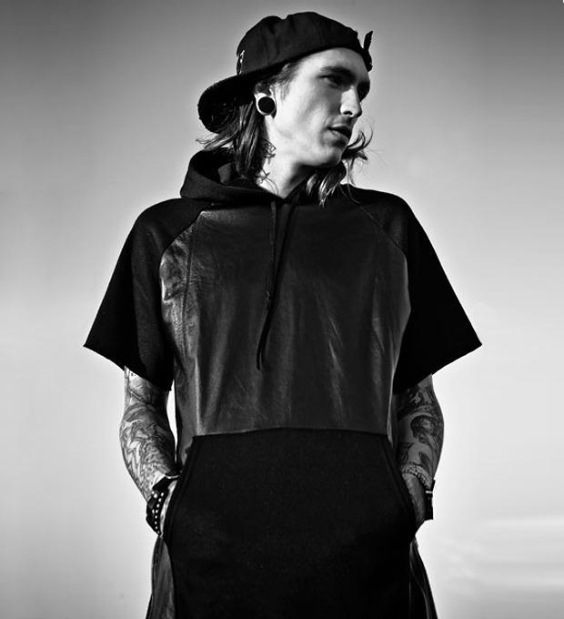 Гетто-готика: «Новый черный» уличной моды