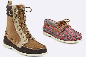 Совместная коллекция обуви Band of Outsiders и Sperry Top-Sider — Культура на FURFUR