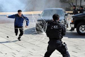 Южнокорейские солдаты борются с терроризмом приемами из арсенала Человека-паука — Культура на FURFUR