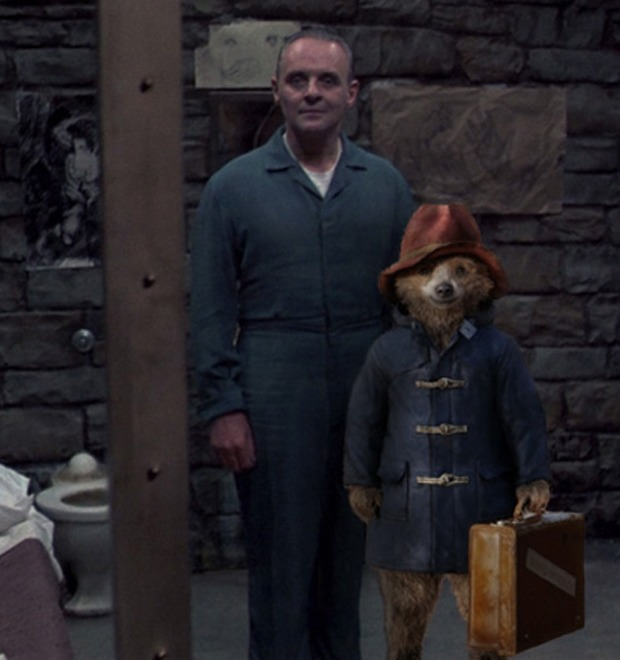 Creepy Paddington: Самый добрый медвежонок на свете в образе злодея — Культура на FURFUR