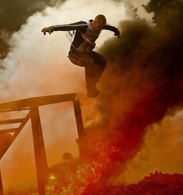 Фоторепортаж с кросса «Гонка героев» — Культура на FURFUR