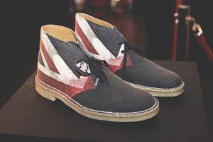 Новая коллекция обуви Clarks Originals