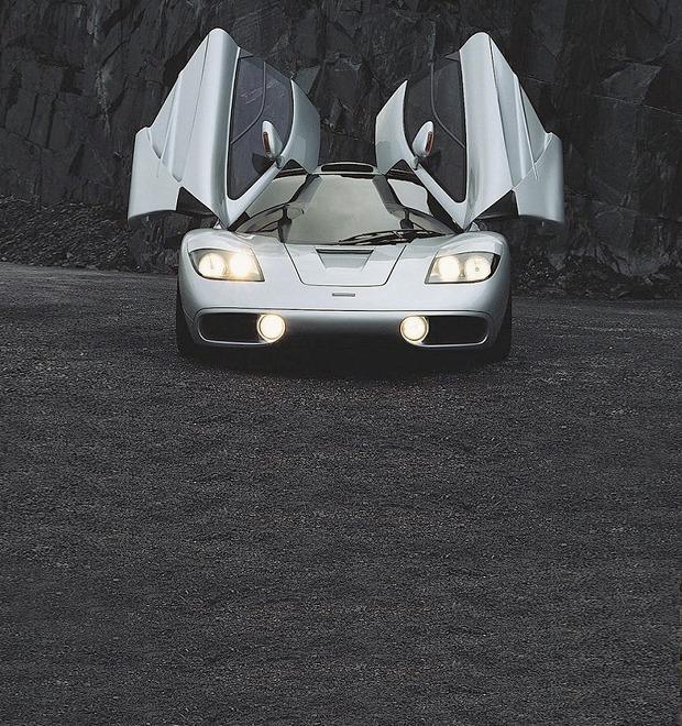Все, что нужно знать о машинах McLaren и их очередной революции