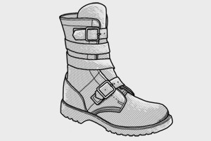 Внимание к деталям: Как появились ремни на ботинках — Культура на FURFUR