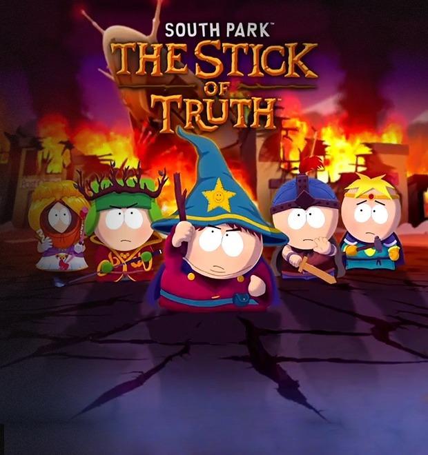 Самые неполиткорректные моменты из видеоигры «Южный парк: Палка истины»