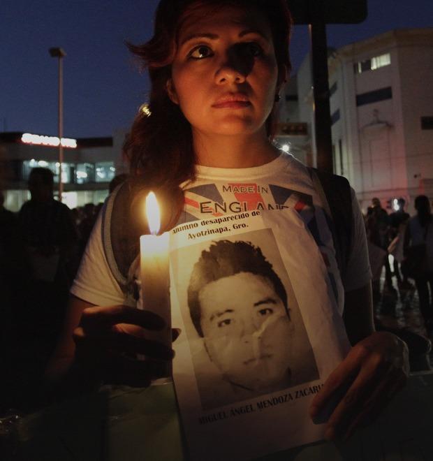 Мексика в огне: Студенты протестуют против коррумпированных чиновников и наркокартелей
