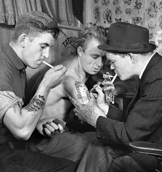 Запреты на татуировки: опыт США, Германии и других стран
