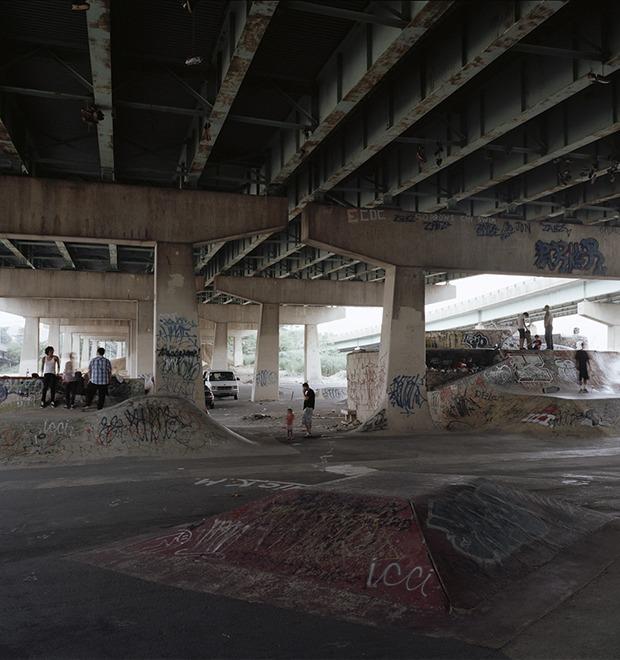 Фотопроект: Увядающая культура самодельных скейт-парков