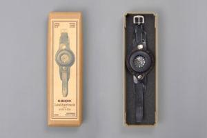Компания Casio и журнал Men's File выпустили новую модель часов
