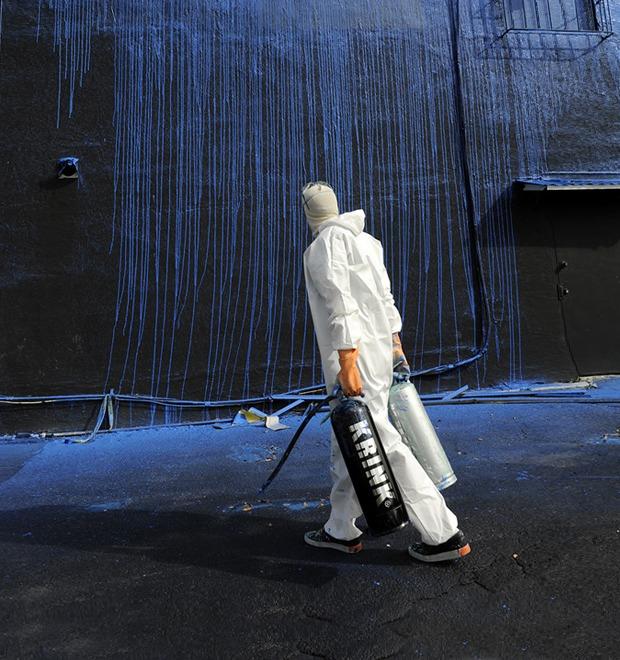«Если я рисую, то не иду на компромиссы»: интервью с граффити-художником Кринком