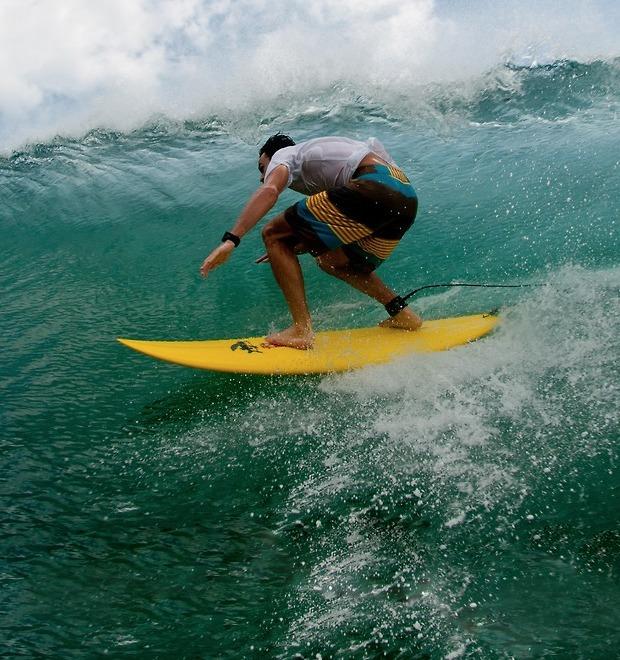 7 тренажёров, которые помогут стать сёрфером