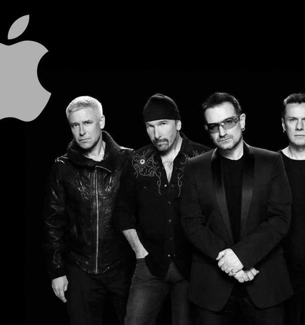 Как удалить бесплатный альбом U2 из iPhone и iTunes