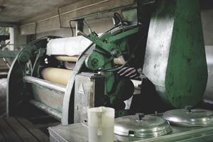 Репортаж с португальского завода по производству кожи