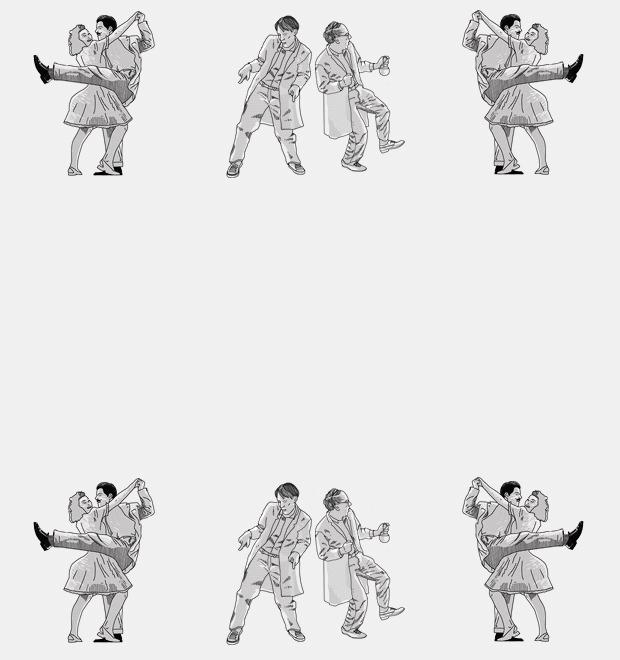Ультимативный гид по мужским танцам — Культура на FURFUR