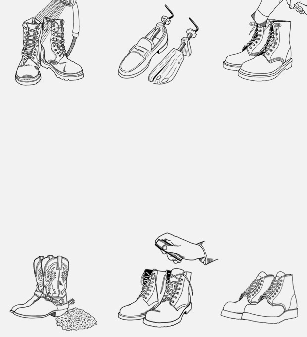 Как правильно растягивать новую обувь  — Культура на FURFUR