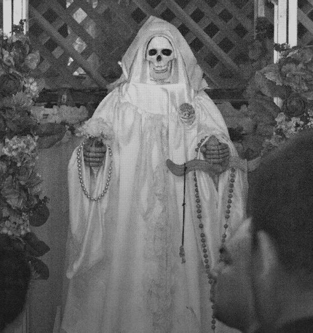 Святая Смерть: Как новый мексиканский культ убивает католичество и людей